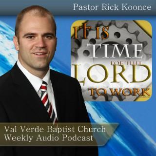 Val Verde Baptist Church Podcast
