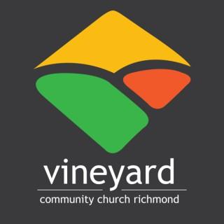 Vineyard Richmond Weekly Message