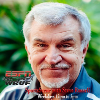 Sports Scene with Steve Russell Interviews