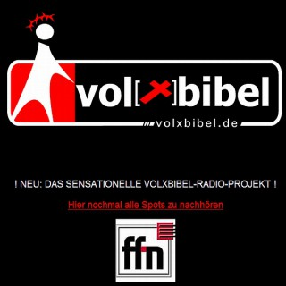 Volxbibel - Meine Lieblingsbibelstelle
