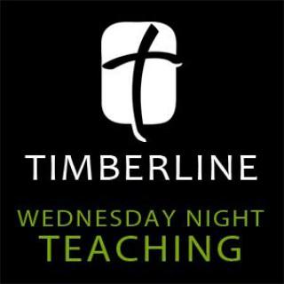 Wednesday Night Teaching