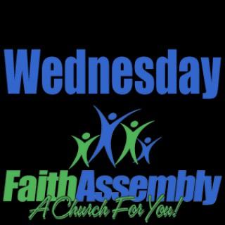 Wednesday – Faith Media