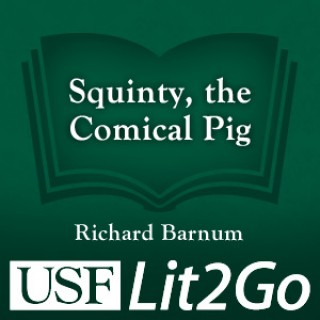 Squinty, the Comical Pig