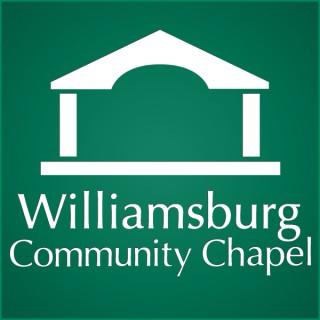 Williamsburg Community Chapel Sunday Service Podcast