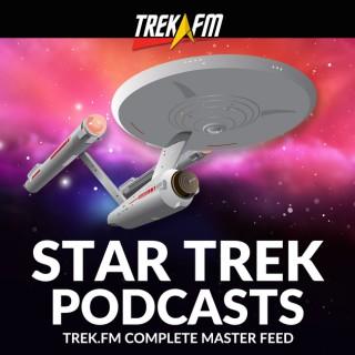 Star Trek Podcasts: Trek.fm Complete Master Feed