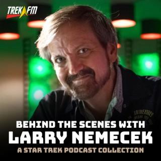 Star Trek: Behind the Scenes with Larry Nemecek