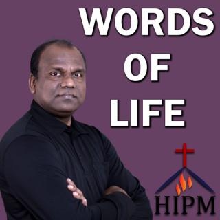 Words of Life|Pastor Balan Swaminathan|HIPM