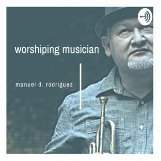 Worshiping Musician