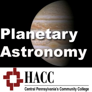 ASTR 103: Introduction to Planetary Astronomy - Complete