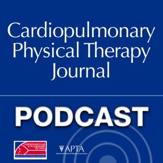 Cardiopulmonary Physical Therapy Journal - Cardiopulmonary PT Journal Podcast