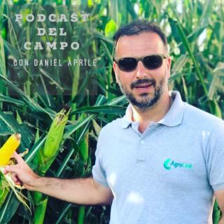 Podcast del Campo, con Daniel Aprile