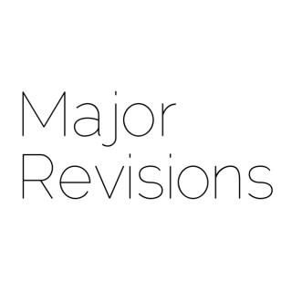 Major Revisions