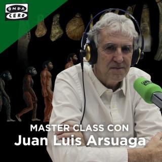 Master Class con Juan Luis Arsuaga