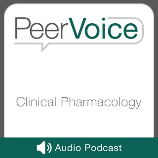 PeerVoice Clinical Pharmacology Audio