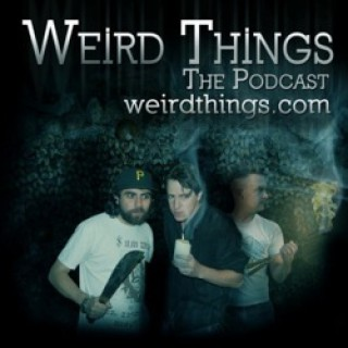 Podcasts – Weird Things