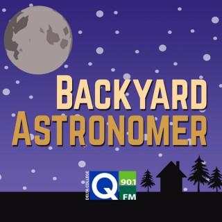 Q-90.1's Backyard Astronomer