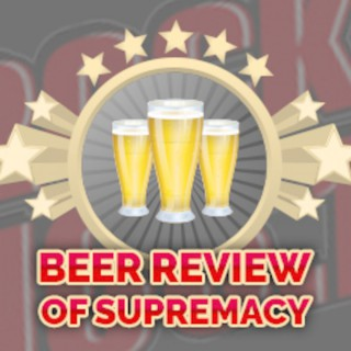 Beer Review of Supremacy