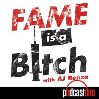 AJ Benza: Fame is a Bitch