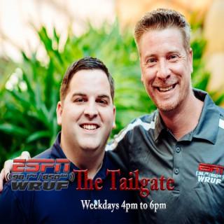 The Tailgate with Jeff Cardozo & Zach Abolverdi Show Replay
