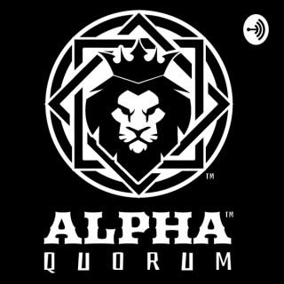 Alpha Quorum Podcast