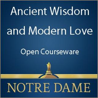 Ancient Wisdom and Modern Love, OpenCourseWare