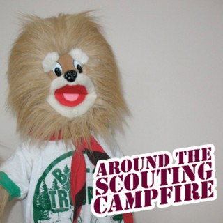 Around The Scouting Campfire