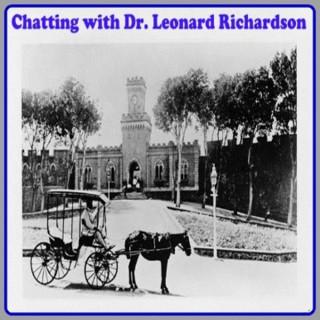 Chatting with Dr Leonard Richardson