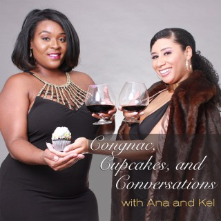Cognac,Cupcakes,and Conversations Podcast