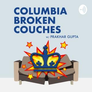 Columbia Broken Couches