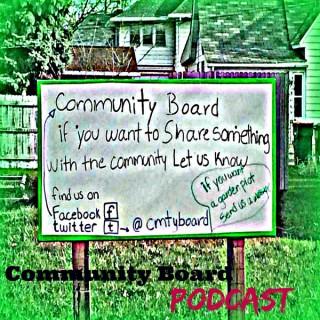 Community Board PODCAST