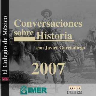 Conversaciones sobre Historia, programas de 2007