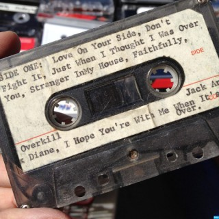 Deb & Courtney's Mix Tape