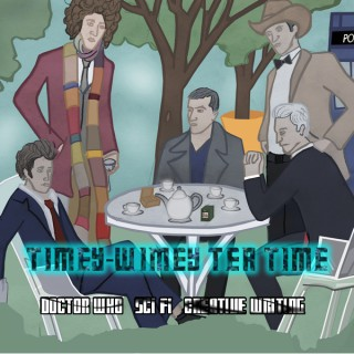 Timey-Wimey Tea Time: Doctor Who, Writing, Musings, And Beauty