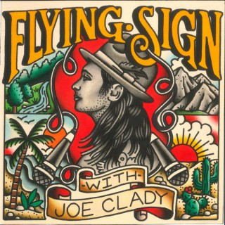 Flying Sign with Joe Clady