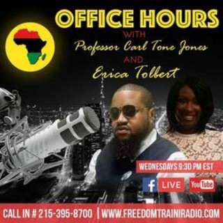 Freedom Train Presents: Office Hours