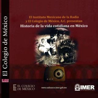 Historia de la vida cotidiana en México