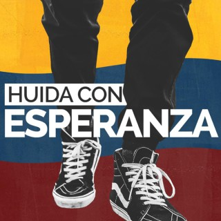 Huida con Esperanza