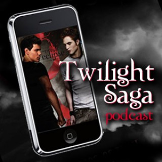 Twilight Saga Podcast - Twilight - New Moon - Eclipse - Breaking Dawn