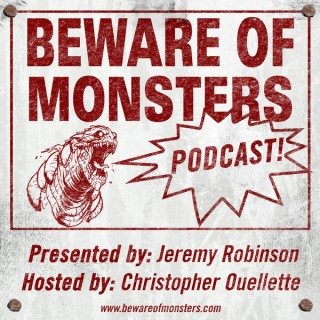Beware Of Monsters podcast