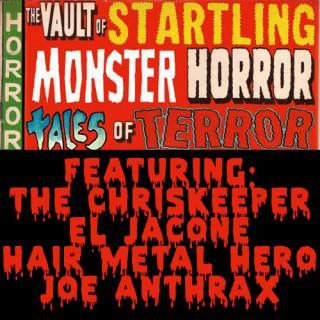 Vault Of Startling Monster Horror Tales Of Terror