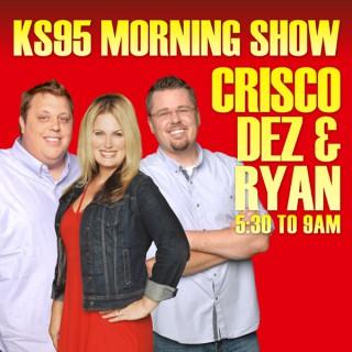 KS95 with Crisco, Dez & Ryan