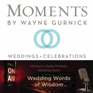 Wedding Words of Wisdom(tm)