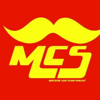 Mustache Cash Stash