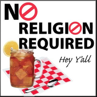 No Religion Required