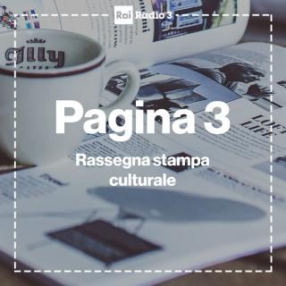 Pagina 3, la rassegna stampa  delle pagine culturali