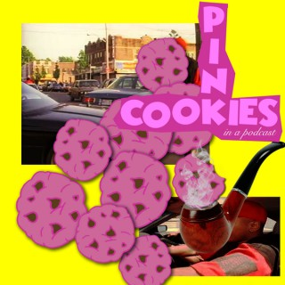 Pink Cookies in a Podcast