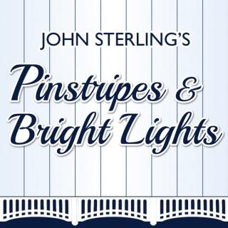 Pinstripes & Bright Lights