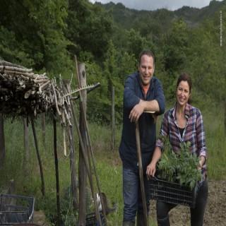 Podcast from Italy: Ashley & Jason Bartner