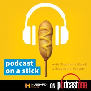 Podcast On A Stick
