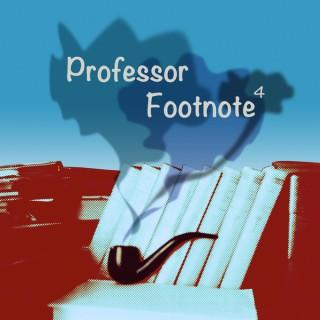 Professor Footnote